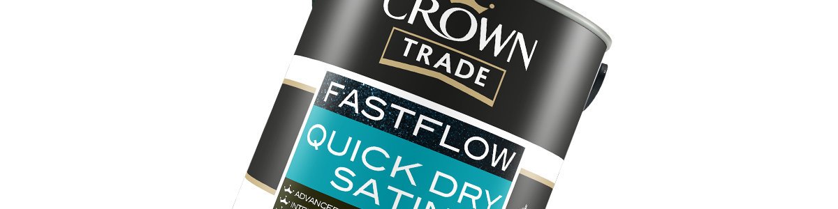 New product for Crown Trade Fastflow range