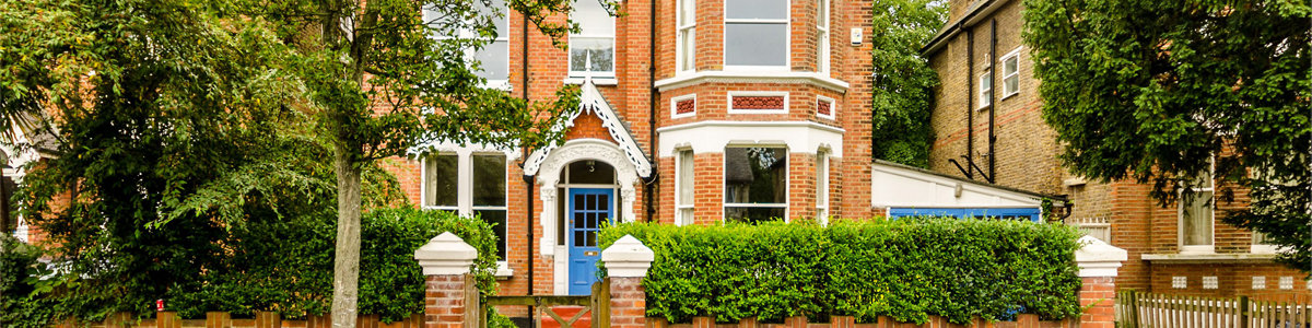 Decorating a period property