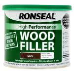High Performance Wood Filler Dark