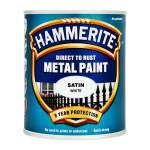 Direct to Rust Metal Paint Satin White
