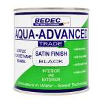 Aqua-Advanced Satin Black