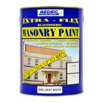 Extra-Flex Smooth Masonry Brilliant White