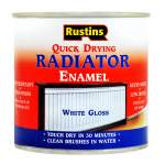 Radiator Enamel Quick Dry Gloss White