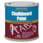 Chalkboard Paint Red