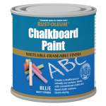 Chalkboard Paint Blue