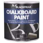 Chalkboard Paint Black