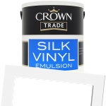 Silk Vinyl Coloured