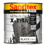 Metal Gloss X-Tra Black (Ready Mixed)