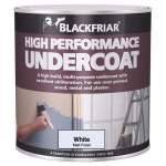High Performance Undercoat White