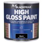 High Gloss Paint Black