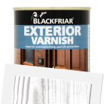 Exterior Varnish Gloss Coloured