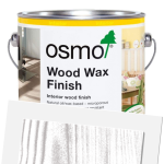 Wood Wax Finish Creativ Matt 3169 Black