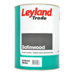 Satinwood Brilliant White