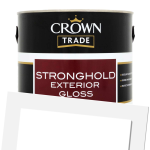 Stronghold Exterior Gloss Royal Maroon