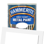 Direct to Rust Metal Paint Hammered