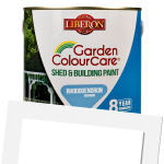 Garden Colour Care Shed & Building Paint