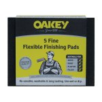 5 Flexible Finishing Pads