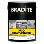 AM60 High Build Micaceous Iron Oxide Coat/Finish