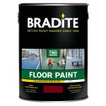 DP5 Floor Paint Cardinal Red