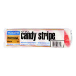 Candy Stripe Roller Cover Woven Smooth