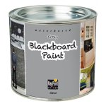 Blackboard Paint Grey