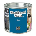Blackboard Paint Blue