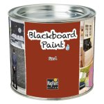 Blackboard Paint Red