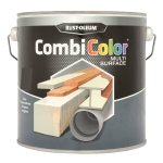 CombiColor Multi-Surface Matt Black