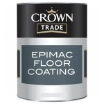 Epimac Floor Coating Dark Grey