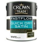 Fastflow Quick Dry Satin White