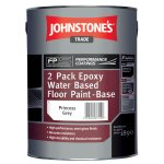 Epoxy Solvent Based Floor Paint Princess Grey