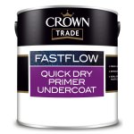 Fastflow Quick Dry Primer Undercoat Charcoal Grey