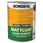 Ultra Tough Varnish Mattcoat Matt Clear