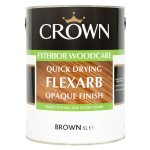 Quick Drying Flexarb Opaque Satin Brown