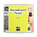 Blackboard Paint Lime