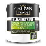 Clean Extreme Scrubbable Matt Magnolia