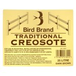 Creosote (Professional Use Only) Dark Brown