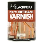 Polyurethane Varnish High Gloss Clear
