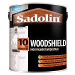 Woodshield High Pigment Woodstain Mahogany