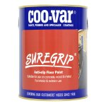 Suregrip Antislip Floor Paint Black