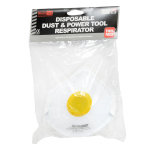 FFP2 Moulded Valved Respirator Pack of 2