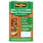 Advanced Wood Preserver Black
