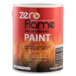 Fire Retardant Paint White