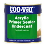 Acrylic Primer Sealer Undercoat White