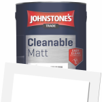 Cleanable Matt Colour