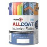 AllCoat Exterior Satin Black