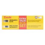 Monarch Elite & Pro-Extra Set (Pack of 5)