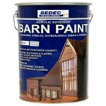 Barn Paint Satin White