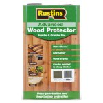 Advanced Wood Protector Dark Brown