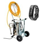 SF23 Plus High Cart + Garmin Fitness Tracker